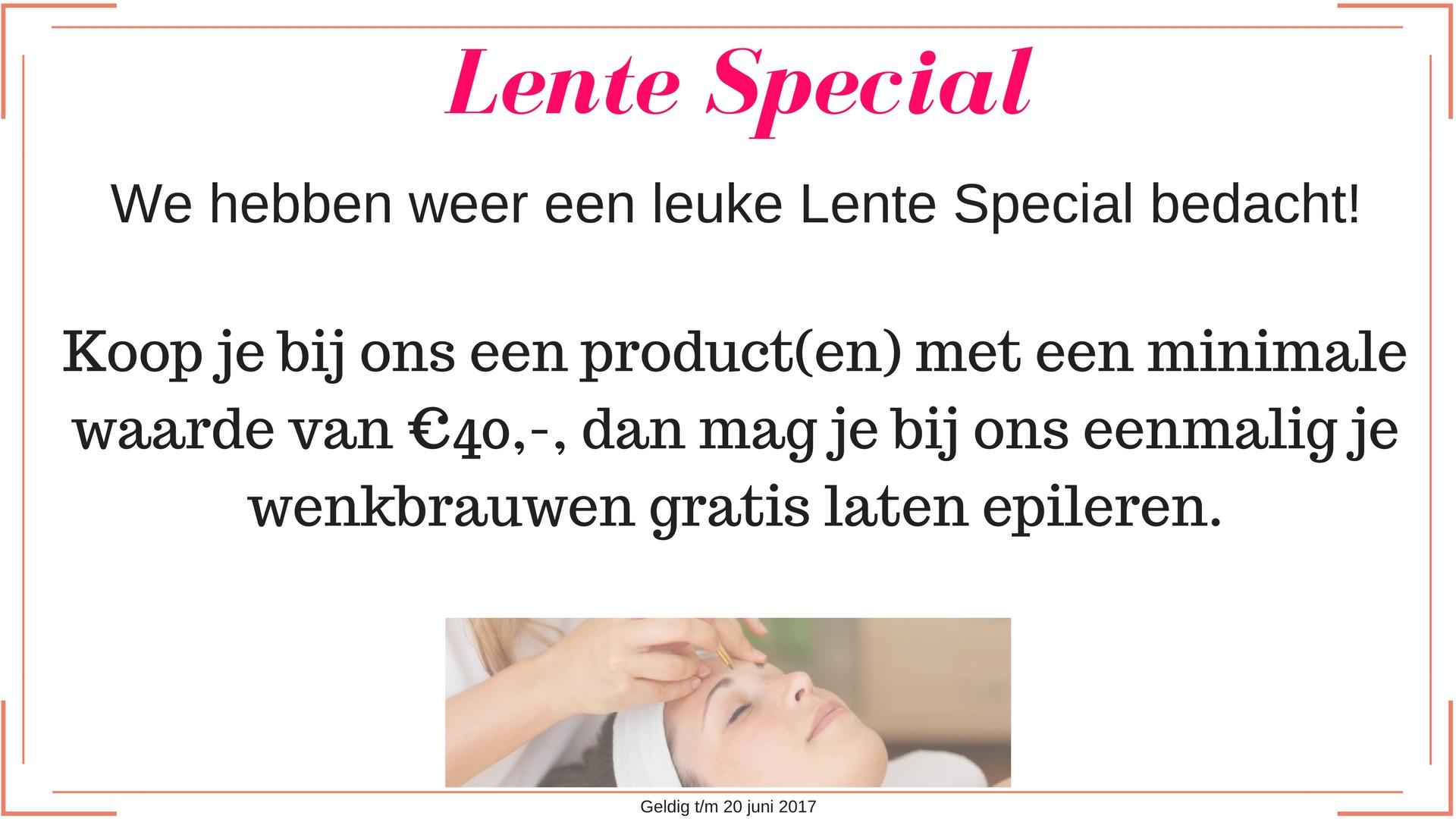 Lente Special